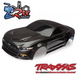 Carrocería Traxxas Ford Mustang Negra TRA8312X