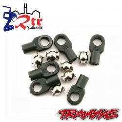 Rotulas Traxxas TRA5349 6 Unidades