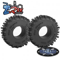 "Ruedas RC4WD Mud Slinger 1.0"" Z-T0122"