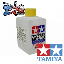 Diluyente de Laca 250ml Tamiya