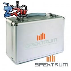 Caja de transmisor de superficie de aluminio Spektrum para transmisores de superficie