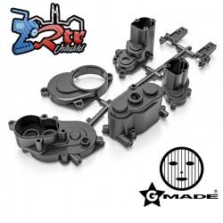 Árbol de piezas de la caja de transmisión GS02F Gmade GM60220