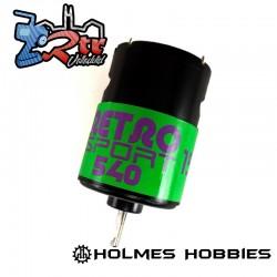 Motor Holmes Hobbies Retro Sport 540 15t