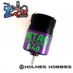 Motor Holmes Hobbies Retro Sport 540 17t