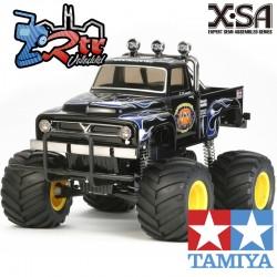 Tamiya Midnight Pumkin X-SA 1/12 2Wd Kit Premontado