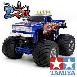 Tamiya Super Clod Buster 2012 1/10 4Wd Kit doble motor