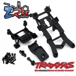 Soportes del cuerpo delanteros y traseros Traxxas TRA6720