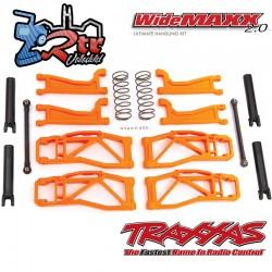 Kit de suspensión, WideMaxx Anaranjado Traxxas TRA8995T