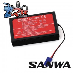 Batería Lipo Sanwa LP1-2500Mha 3.7V para M17