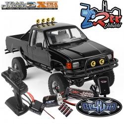 """RC4WD Trail Finder 2 """"LWB"""" 4WD 1/ 10 RTR 1987 Toyota XtraCab"""