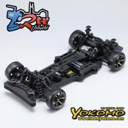 Yokomo YD-2Z RWD Drift Kit Chasis Plastico 2wd 1/10