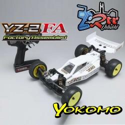 Buggy todoterreno Yokomo YZ-2FA RTR Ensamblado 2wd 1/10