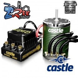 Combo Castle Sidewinder SW4 12.6V 2A BEC WP ESC/1406-7700 motor