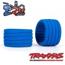Espumas Traseras 2 Unidades para ruedas 9471 Drag Slash Traxxas TRA9469
