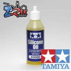 Aceite de silicona 4000 40ml Tamiya 22002