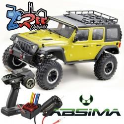Absima Yukatan Crawler 1/8 4x4 CR1.8 6 Canales Luces RTR...