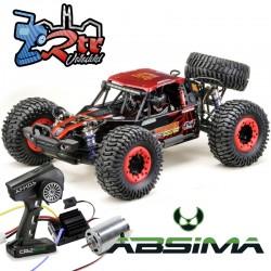 Absima Desert Buggy EP ADB 1.4BL 1/10 4Wd RTR Brushless Rojo