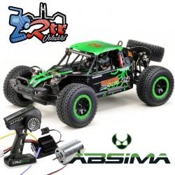 Absima Desert Buggy EP ADB 1.4 1/10 4Wd RTR Brushless Verde