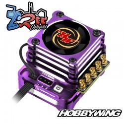 Hobbywing Xerun XD10 Pro Purpura Brushless ESC 160A 2s LiPo