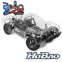 Hobao Hyper 8 Short Course Eléctrico 1/8 Kit 80% Ensamblado