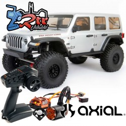 Axial Crawler SCX6 Jeep JLU Wrangle 4Wd Escala 1/6 RTR Gris