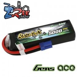 Batería Lipo Bashing 5000mAh 11,1V 3S1P 60C EC5 GensAce