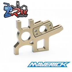 Soporte de motor de aluminio mecanizado Quantum + Maverick MV150279