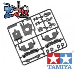 Partes B M-05 (Limpiaparabrisas de dirección) Tamiya 51390