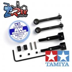 Conjunto de eje universal de montaje Tamiya M03 53597