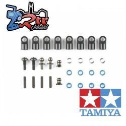 Juego de brazo superior ajustable Tamiya M-05 53597