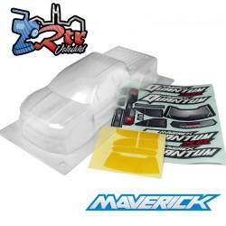 Cuerpo transparente Quantum MT 1/10 Monster Truck Maverick MV150170