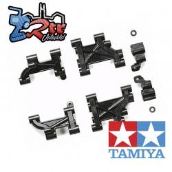 Juego de brazos de suspensión inferior Tamiya M05 Ver.II 54606