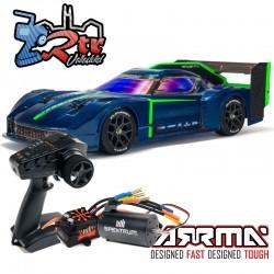 Arrma Vendetta 1/8 Speed Bash Racer 3S Brushless 4WD RTR Azul