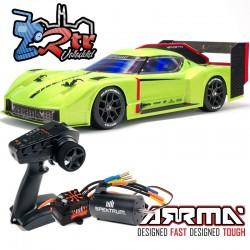 Arrma Vendetta 1/8 Speed Bash Racer 3S Brushless 4WD RTR Verde