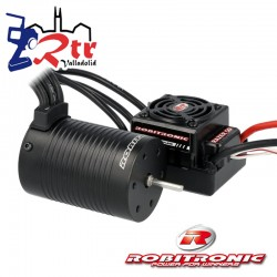 Robitronic Razer ten Brushless Combo 50Amp 3652 3000kV