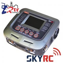 Cargador Balanceador SkyRC Q200 AC/DC 4 Canales Batería