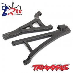 Trapecios delanteros izquierdos Traxxas Endurecidos TRA8632