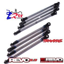 Kit de 8 Tiradores Traxxas TRA5338 TRA5348 TRA5318 TRA5347 Revo E-Revo 1/10