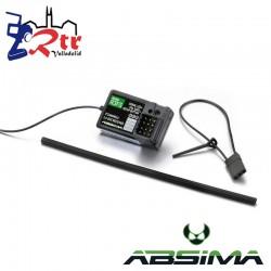 Receptor Absima 3 Canales R3FS 2.4GHz