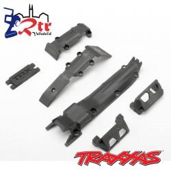 Bajos traxxas 1/16 placas bajas TRA7037