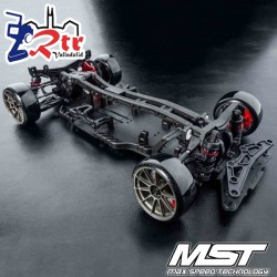 MST RMX 2.0S 2WD Drift KIT rear motor wheel base 257mm