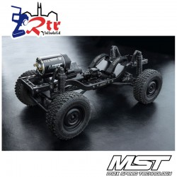MST CFX 4WD Crawler KIT front motor wheel base 242/252/267mm