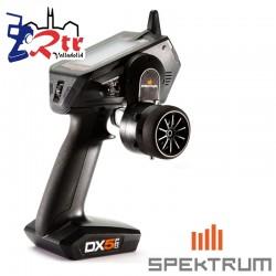 Emisora Spektrum DX5 5 Canales 2.4 GHz Sin Receptor