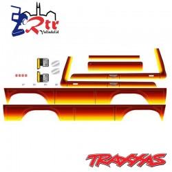Pegatinas Traxxas TRX-4 Bronco TRA8078