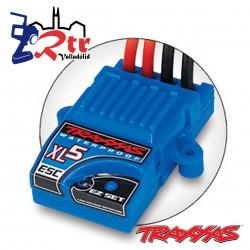 Variador esc 1/10 Regulador de Velocidad TRA3018 Impermeable Traxxas XL5