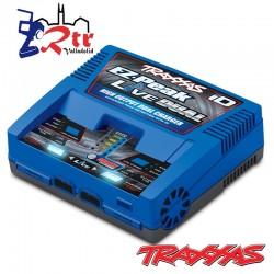 EZ-Peak Live Duo Cargador rápido de 12 amperios NiMH / LiPo ID