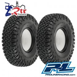 "Proline 1.9"" BFGoodrich All-Terrain KO2 G8 Crawler Ruedas PR10124-14"