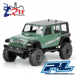 Proline Jeep Wrangler Unlimited Rubicon Cuerpo Transparente PR3336-00