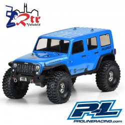 Proline Jeep Wrangler Unlimited Rubicon  Cuerpo Transparente PR3502-00