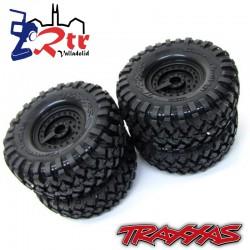 Ruedas Montadas y pegadas Traxxas TRX-4 TRA8270 TRA8271 TRA8272